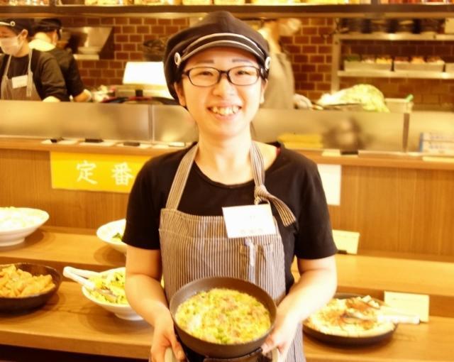 チーズ&ドリア.スイーツ アミュプラザ鹿児島店(社員採用)の画像・写真